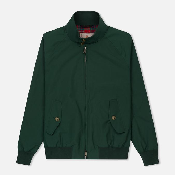 Мужская куртка харрингтон Baracuta G9 Original Racing Green