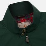 Мужская куртка харрингтон Baracuta G9 Original Racing Green фото- 2