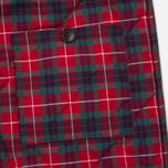 Мужская куртка харрингтон Baracuta G9 Padded Soft Oiled Leather Wood Brown фото- 4