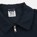 Мужская куртка харрингтон Billionaire Boys Club Flying B Navy фото- 1