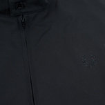 Мужская куртка харрингтон Fred Perry Reissues Made In England Black фото- 4