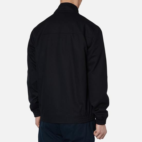 Мужская куртка харрингтон Lyle & Scott Classic Jet Black