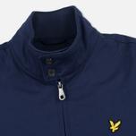 Мужская куртка харрингтон Lyle & Scott Mid Weight Navy фото- 2