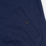 Мужская куртка харрингтон Lyle & Scott Mid Weight Navy фото- 5