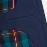 Мужская куртка харрингтон Lyle & Scott Mid Weight Navy фото- 7