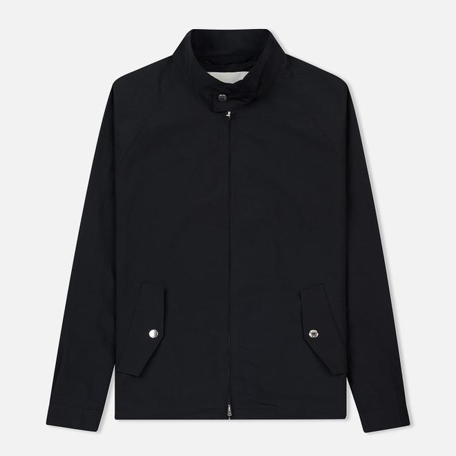 Мужская куртка харрингтон Mackintosh GM-126B Black