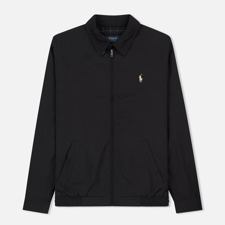 Мужская куртка харрингтон Polo Ralph Lauren Bi-Swing Windbreaker Black