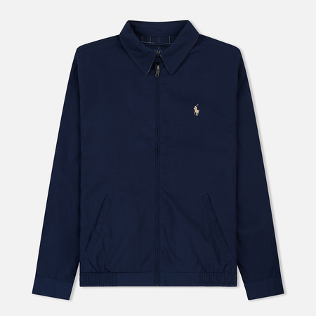 Мужская куртка харрингтон Polo Ralph Lauren Bi-Swing Windbreaker French Navy