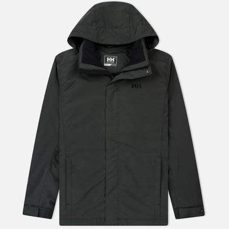 Мужская куртка Helly Hansen Dubliner Insulated Black Melange