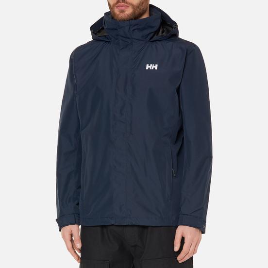 Мужская куртка Helly Hansen Dubliner Insulated Navy