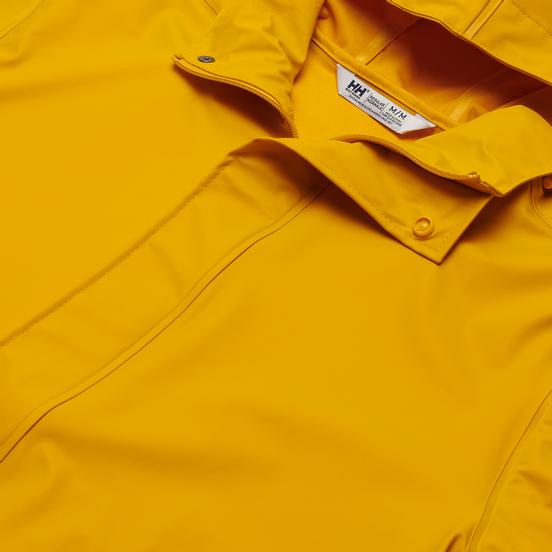 Мужская куртка Helly Hansen Moss Essential Yellow