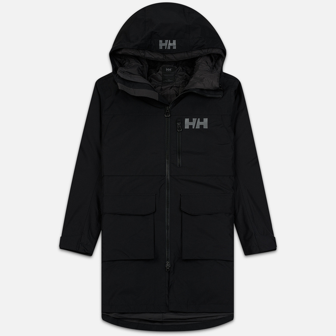 Мужская куртка Helly Hansen Rigging Alpine Black