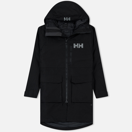 Мужская куртка Helly Hansen Rigging Coat Black