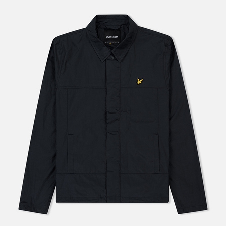 Мужская куртка Lyle & Scott Coach Dark Navy