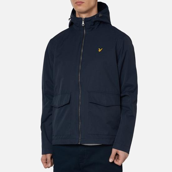 Мужская куртка Lyle & Scott Double Pocket Dark Navy