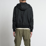 Мужская куртка MA.Strum Infantry Hooded Bomber Jet Black фото- 8