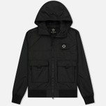 Мужская куртка MA.Strum Infantry Hooded Bomber Jet Black фото- 0