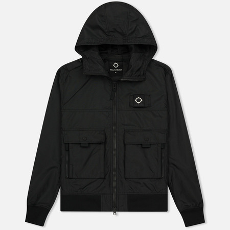 Мужская куртка MA.Strum Infantry Hooded Bomber Jet Black