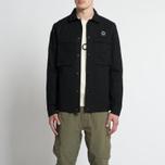 Мужская куртка MA.Strum Samson Overshirt Jet Black фото- 7
