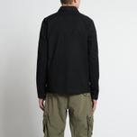 Мужская куртка MA.Strum Samson Overshirt Jet Black фото- 8