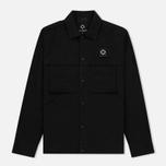 Мужская куртка MA.Strum Samson Overshirt Jet Black фото- 0
