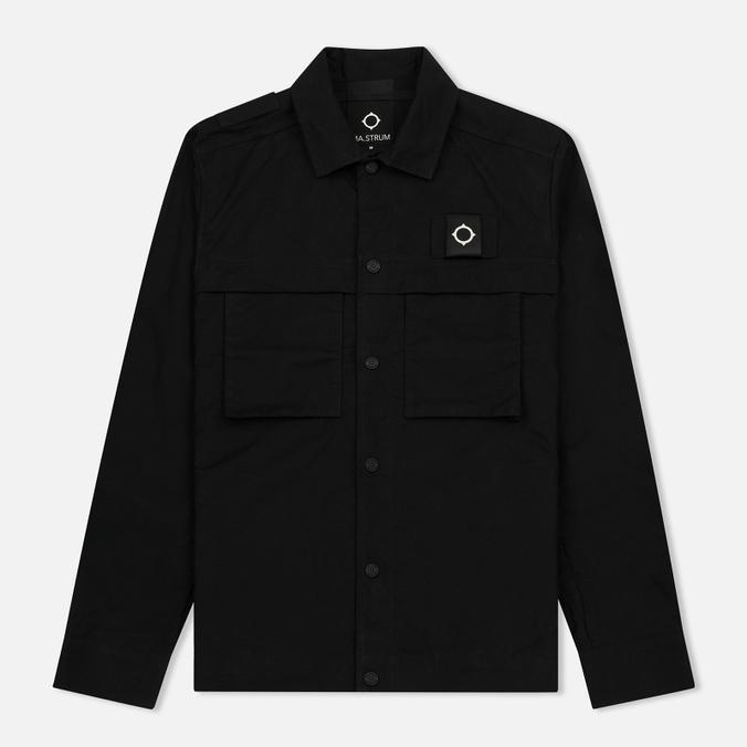 Мужская куртка MA.Strum Samson Overshirt Jet Black