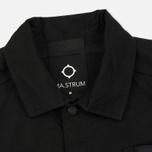 Мужская куртка MA.Strum Samson Overshirt Jet Black фото- 2