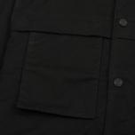 Мужская куртка MA.Strum Samson Overshirt Jet Black фото- 4