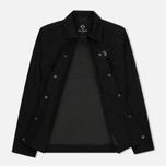 Мужская куртка MA.Strum Samson Overshirt Jet Black фото- 1