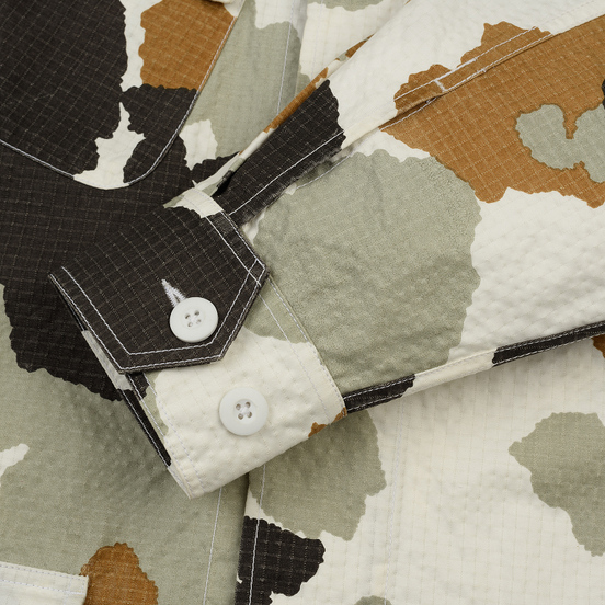 Мужская куртка maharishi Camo Mountain Cumulus Summer Woodland