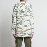 Мужская куртка maharishi Cargo Camo Smock Tigerstripe Murale Sparse Forest фото- 10