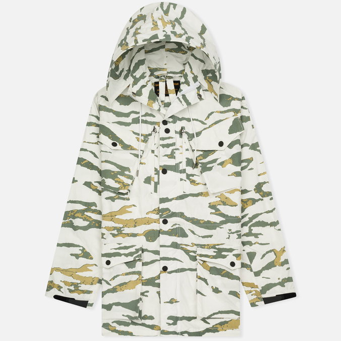 Мужская куртка maharishi Cargo Camo Smock Tigerstripe Murale Sparse Forest