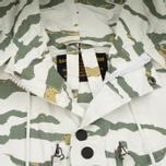 Мужская куртка maharishi Cargo Camo Smock Tigerstripe Murale Sparse Forest фото- 1