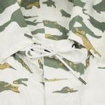 Мужская куртка maharishi Cargo Camo Smock Tigerstripe Murale Sparse Forest фото- 4