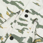Мужская куртка maharishi Cargo Camo Smock Tigerstripe Murale Sparse Forest фото- 5