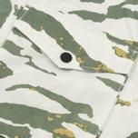 Мужская куртка maharishi Cargo Camo Smock Tigerstripe Murale Sparse Forest фото- 6