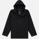 Мужская куртка maharishi Hooded Enforcer Black фото- 0