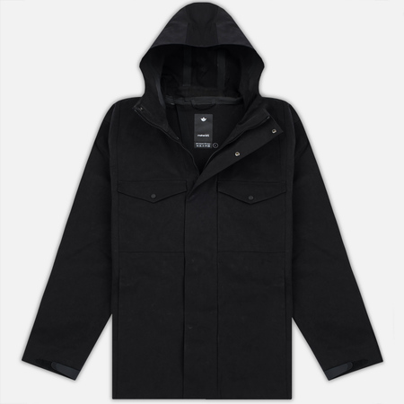 Мужская куртка maharishi Hooded Enforcer Black