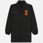 Мужская куртка maharishi Monde Deux Coach Black фото- 0