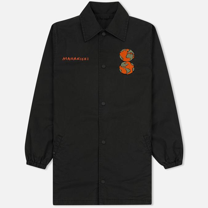 Мужская куртка maharishi Monde Deux Coach Black