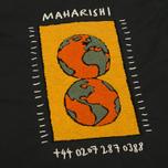 Мужская куртка maharishi Monde Deux Coach Black фото- 9