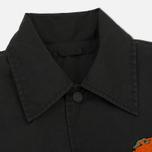 Мужская куртка maharishi Monde Deux Coach Black фото- 2