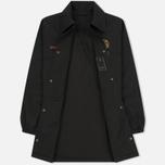Мужская куртка maharishi Monde Deux Coach Black фото- 1