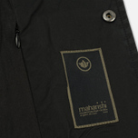 Мужская куртка maharishi Monde Deux Coach Black фото- 6