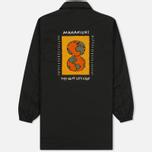 Мужская куртка maharishi Monde Deux Coach Black фото- 10