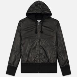 Мужская куртка Maison Margiela Leather Reversible Black/Black