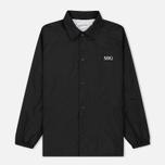 Мужская куртка MKI Miyuki-Zoku Patch Logo Coach Black фото- 0