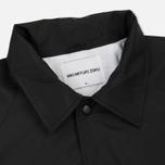 Мужская куртка MKI Miyuki-Zoku Patch Logo Coach Black фото- 1