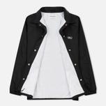 Мужская куртка MKI Miyuki-Zoku Patch Logo Coach Black фото- 3
