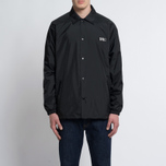 Мужская куртка MKI Miyuki-Zoku Patch Logo Coach Black фото- 6